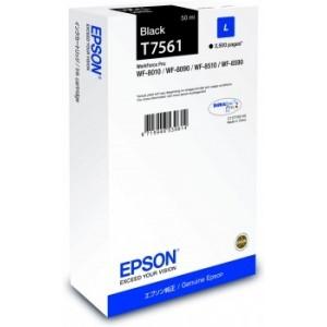 T7561 Cartouche encre  Epson  noire