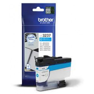 Cartouche encre Brother LC3237C Cyan