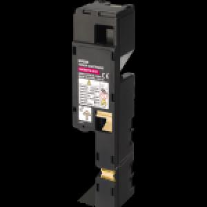 Toner laser origine Epson C13S050612 Magenta