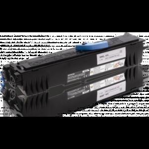 Toner laser origine Epson C13S050523 Noir