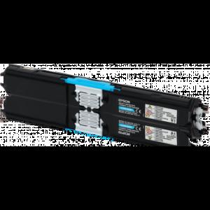 Toner laser origine Epson C13S050556 Cyan