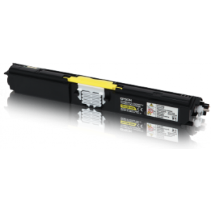 Toner laser origine Epson C13S050558 Jaune