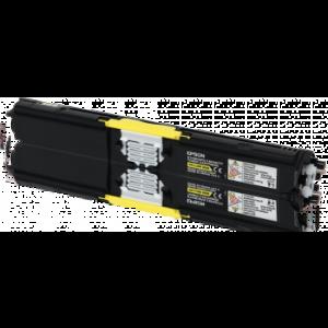 Toner laser origine Epson C13S050554 Jaune
