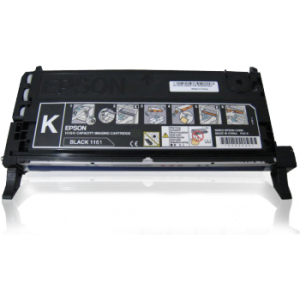 Toner laser origine Epson C13S051161 Noir