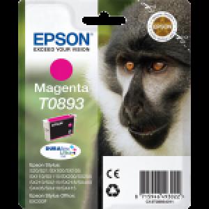 Cartouche encre Epson T0893 Magenta