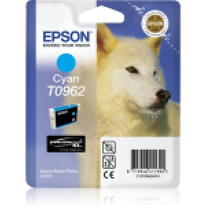 Cartouche encre Cyan Epson T0962