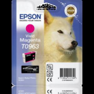 Cartouche encre Epson T0963 Magenta
