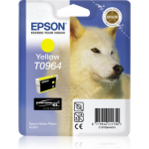 Cartouche encre Epson T0964 jaune
