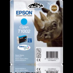 Cartouche encre Epson T1002 Cyan