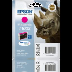 Cartouche encre Epson T1003  Magenta