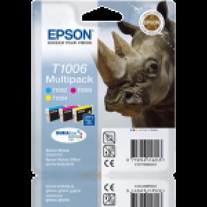 Lot Cartouche encre Epson  T1006 Couleur