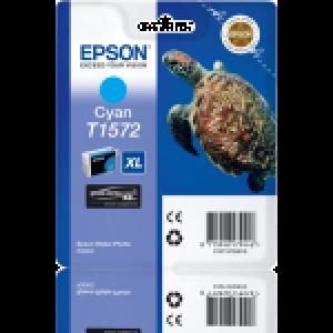 Cartouche encre Cyan Epson T1572