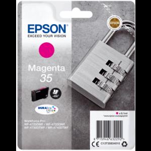 C13T35834010- Cartouche d'encre- Epson Margenta