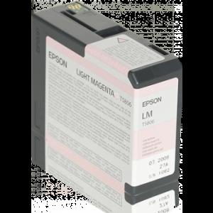 Cartouche encre Epson T5806  Magenta claire