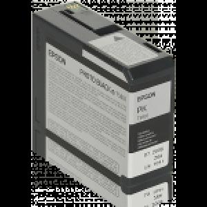Cartouche encre Epson T5801 Noire Photo