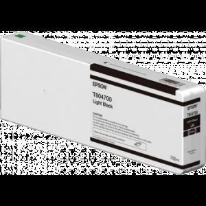 Cartouche d'encre Origine Epson T8047 XL Noir clair / C13T804700