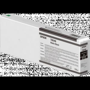 Cartouche d'encre Origine Epson T8048 XL Noir mat / C13T804800