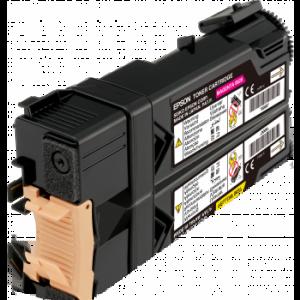 Toner laser origine Epson C13S050628 Magenta