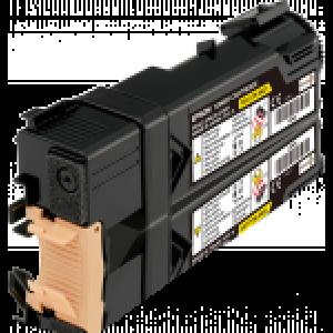 Toner laser origine Epson C13S050627 Jaune