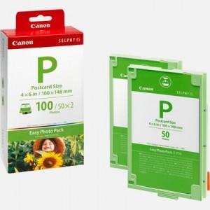 Kit Encre + Papier origine Canon E-P100