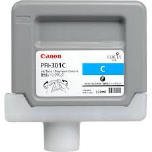Cartouche-d'encre-PFI-301C Cyan