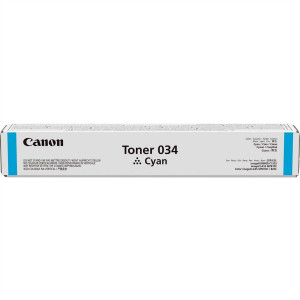 CANON TONER LASER 034 Cyan