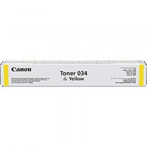 CANON TONER LASER 034Y Jaune