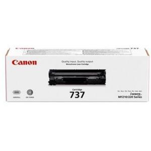 Toner Canon 737 Noir