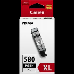 Cartouche encre Canon PGI-580PGBK XL