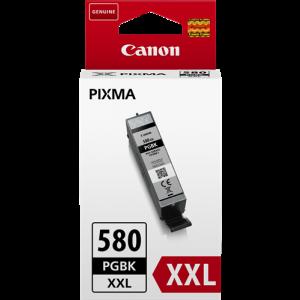 Cartouche d'encre origine Canon PGI-580PGBK XXL