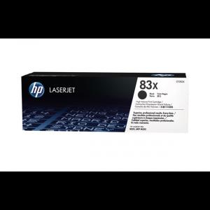 Toner HP CF283X pour HP LaserJet Pro noir - HP 83X