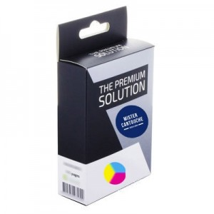 Cartouche d'encre compatible Epson T018 Couleurs