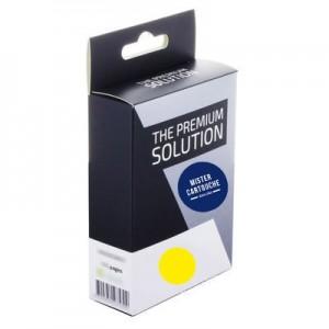 Cartouche d'encre compatible Epson T0614 Jaune
