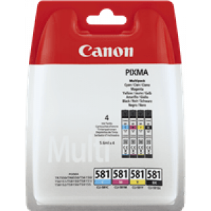 Origine Canon PGI-580 + CLI-581 Multi
