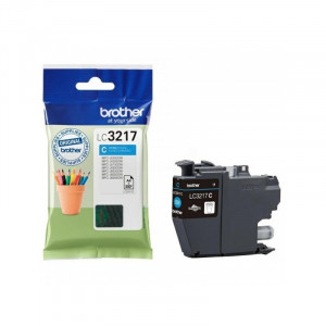Cartouche encre Brother LC3217C Cyan