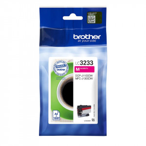 Cartouche encre Brother LC3233M Magenta