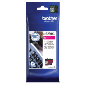 Cartouche encre Brother LC3239XLM Magenta