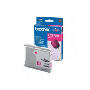 Cartouche encre Brother LC970M Magenta