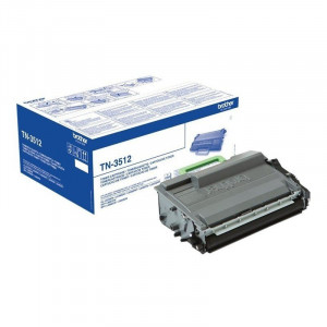 Toner laser Brother TN-3512 noire