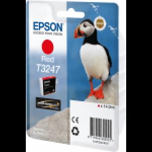 Cartouche encre Epson C13T32474010 rouge