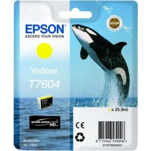 Cartouche encre Epson C13T76044010 jaune