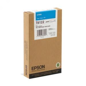 Cartouche encre Epson T6122 Cyan