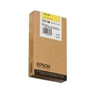 Cartouche encre Epson T6124 jaune