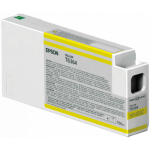 Cartouche encre Epson T6364 jaune