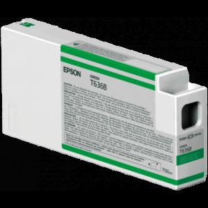 Cartouche encre Epson T636B Vert