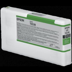 Cartouche encre Epson T653B Vert