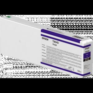 Cartouche encre Epson T804D Violet