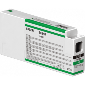 Cartouche encre Epson T824B Vert