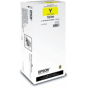 Cartouche encre Epson T878 jaune