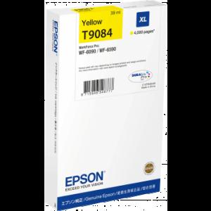 Cartouche encre Epson T9084 jaune